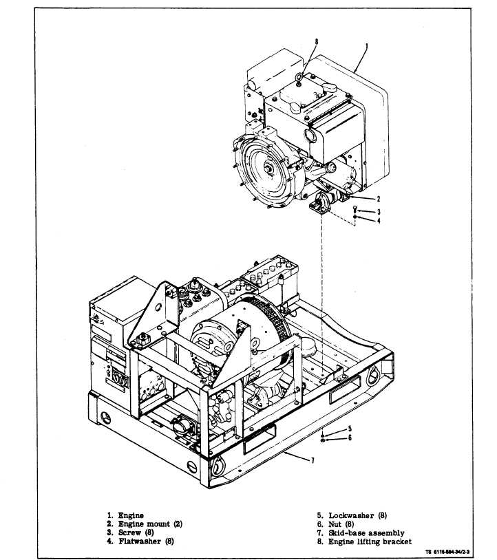Figure 2-3. Lifting Engine