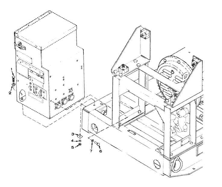 FIGURE 11. Control box assembly, AC output