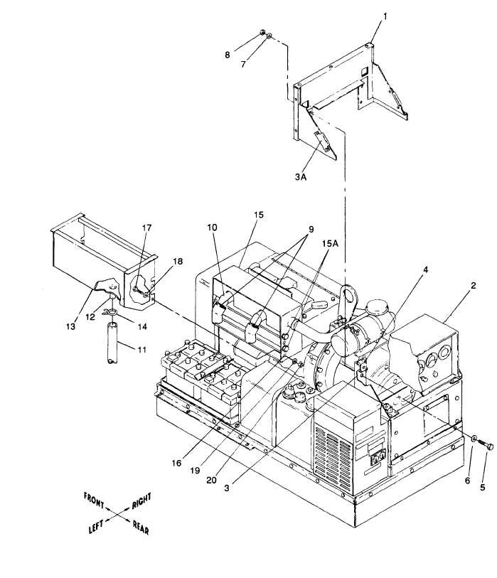 Figure 10-4. Installation of Rear Closure Assembly and