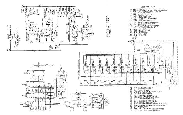 FO-8. Remote Control Module Schematic