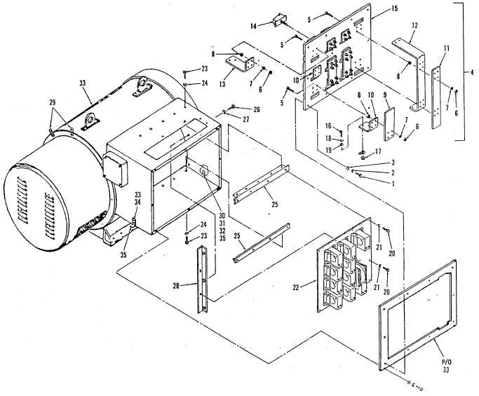 Figure 11-1. Generator-Reconnection and Box Assembly