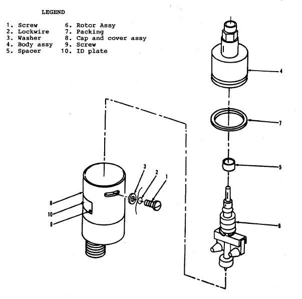 Figure 13-1. Speed Switch,-Exploded View (Mechanical Type