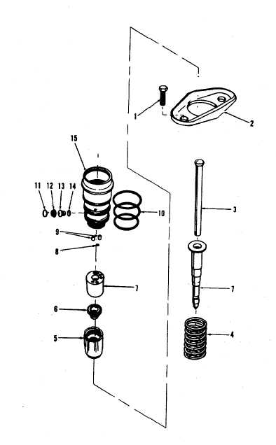 Figure 13-16. Injector, Exploded View
