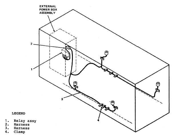 Figure 15-23. Housing Kit Wiring