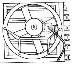 Figure 17-9. Exhaust Fan