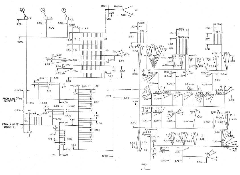 FO-18. Control Box Harness Assembly (Sheet 7 of 8)