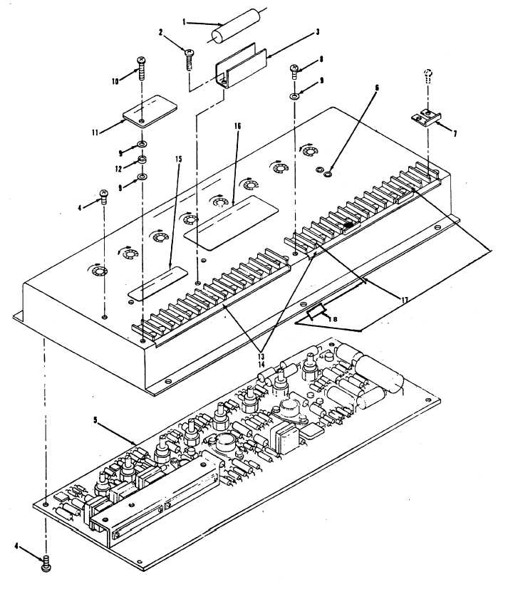 Figure 4-6. Governor Controller, Exploded View