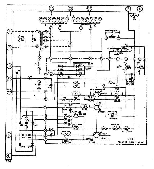 Figure 4-9. Voltage Regulator Schematic