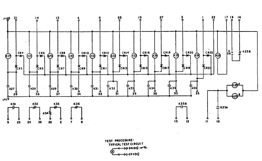 5-16. Annunciator Control Assembly, TB6 (Sheet 2 of 2)