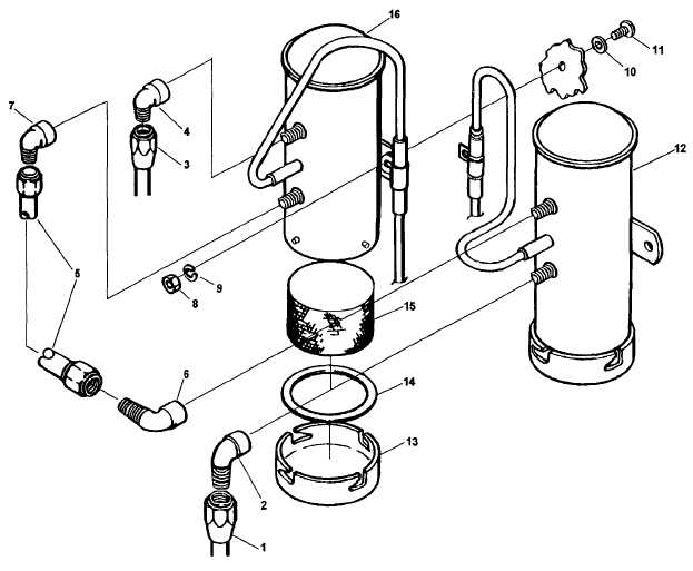 Figure 4-14. Fuel Transfer Pumps, Service and Replacement