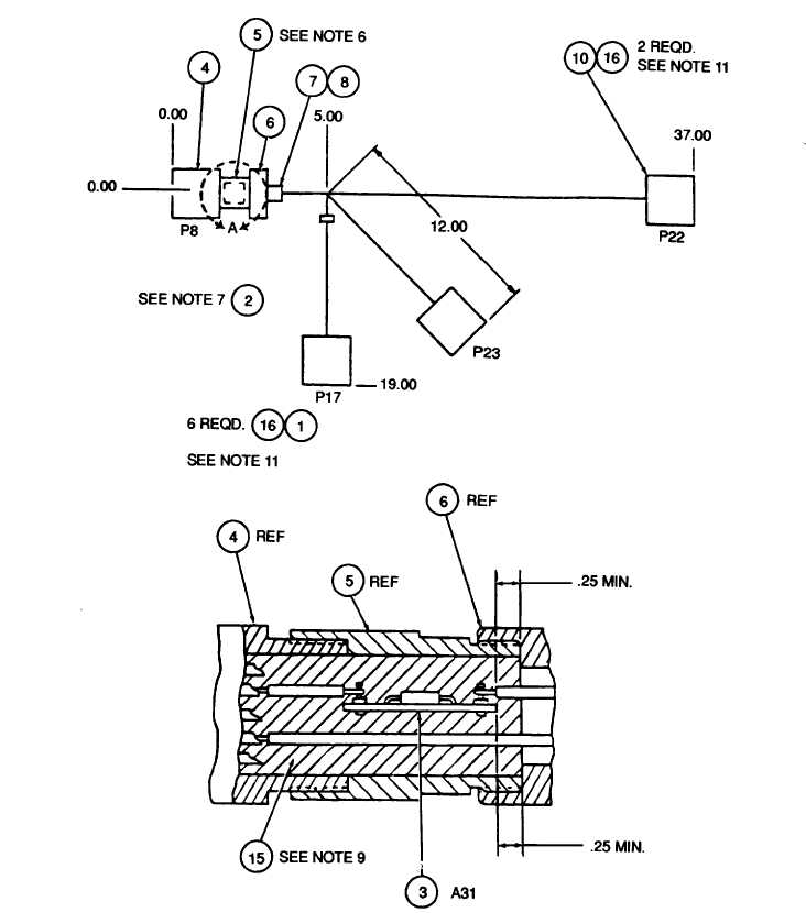 Figure 3-92. 400 Hz Electric Governor System Wiring