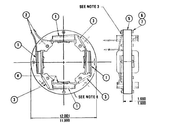 Figure 3-146. Generator Exciter Stator Winding Procedures