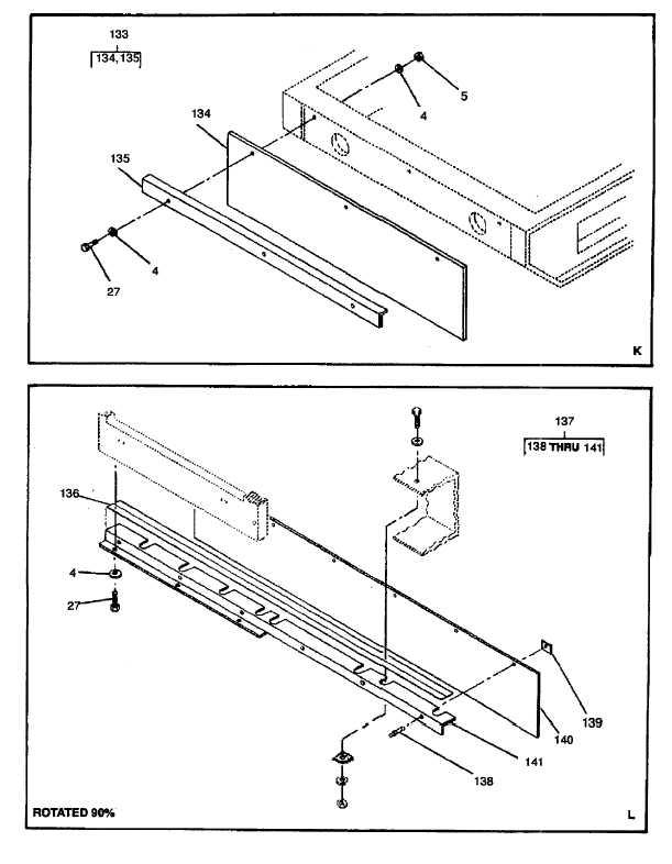 Figure 57. 5kW Acoustical Kit (Sheet 8 of 10)