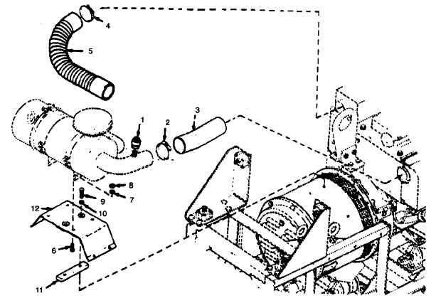 Figure 21. Air Cleaner Assembly