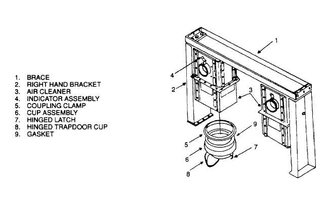 Figure 3-19. Air Cleaner Assembly