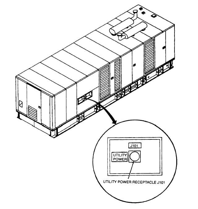 Utility Receptacle Lin U89185