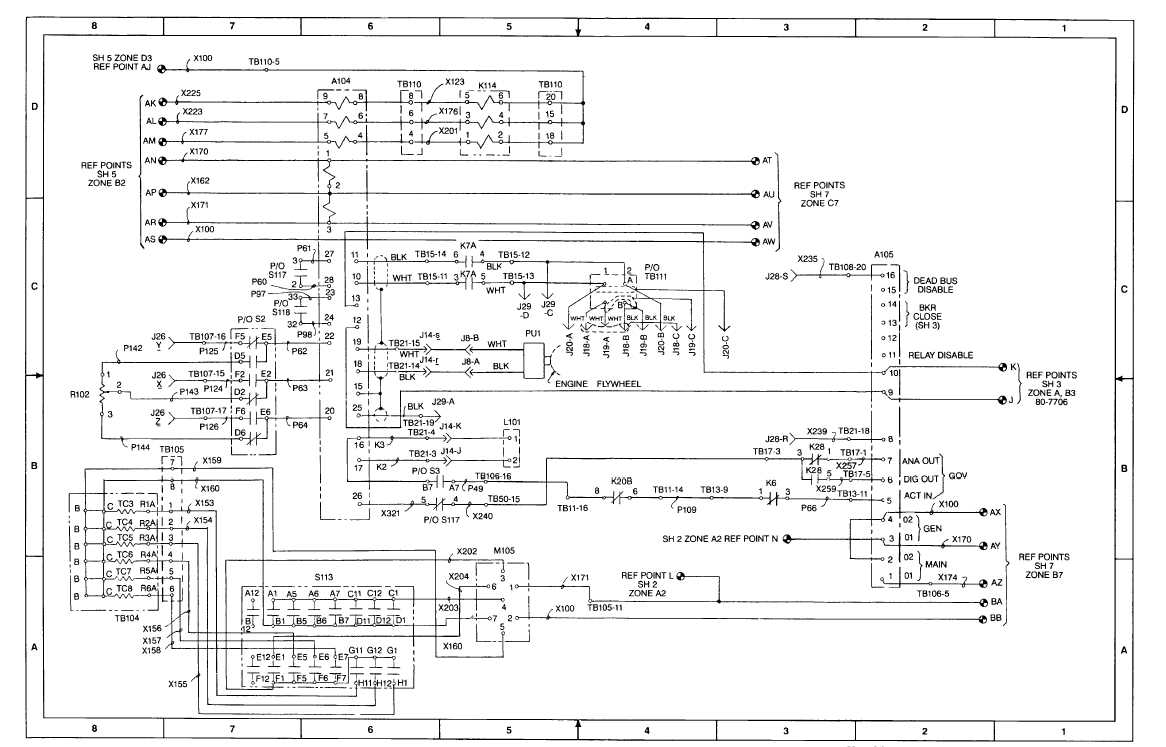 related with 120 volt 6 wire motor schematic