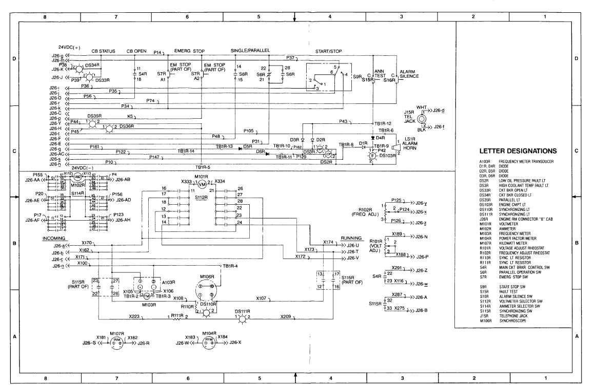 genie garage door opener wiring diagram 2008 ford fusion fuse fo-3. remote control module ac and dc schematic - tm-9-6115-604-12_499