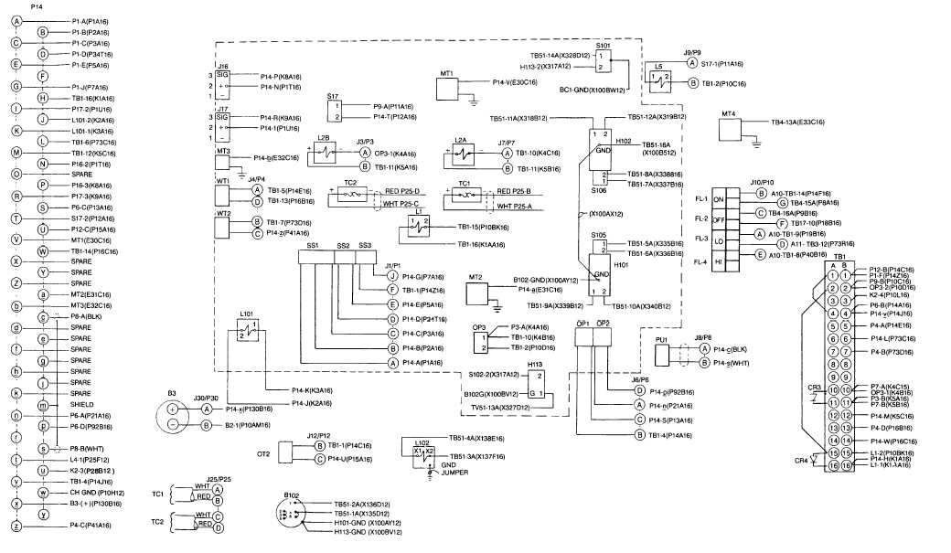 FO-5. Engine Accessories Wiring Diagram (Sheet 2 of 2)