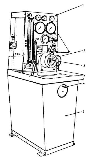 Figure 6-15. Fuel Pump Test Stand