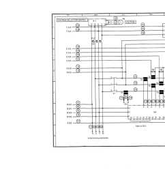 generator set 150kw wiring diagram sheet 10 of 11  [ 2468 x 1056 Pixel ]