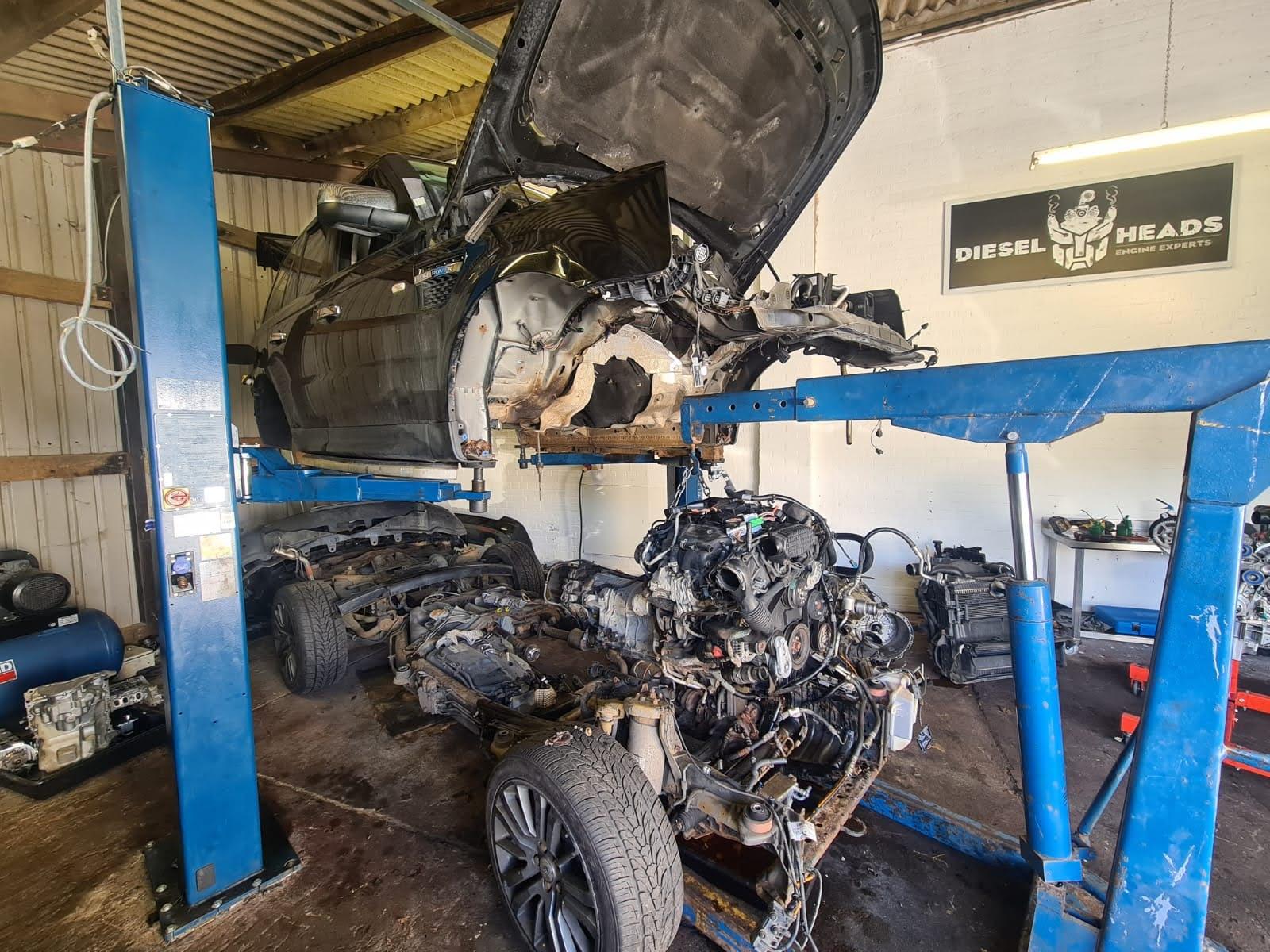 Land-Rover-3.0-TDV6-Engine-Rebuild