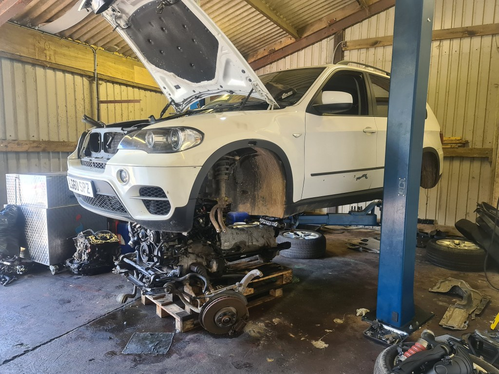 bmw n57 engine rebuild