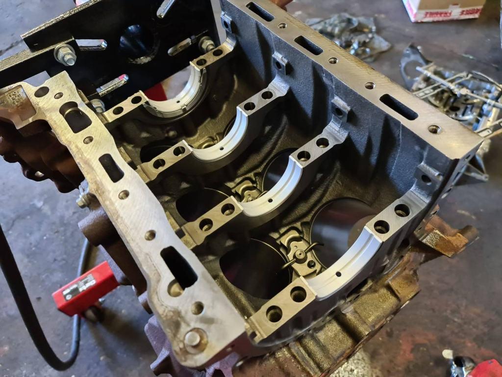 tdv6 engine block