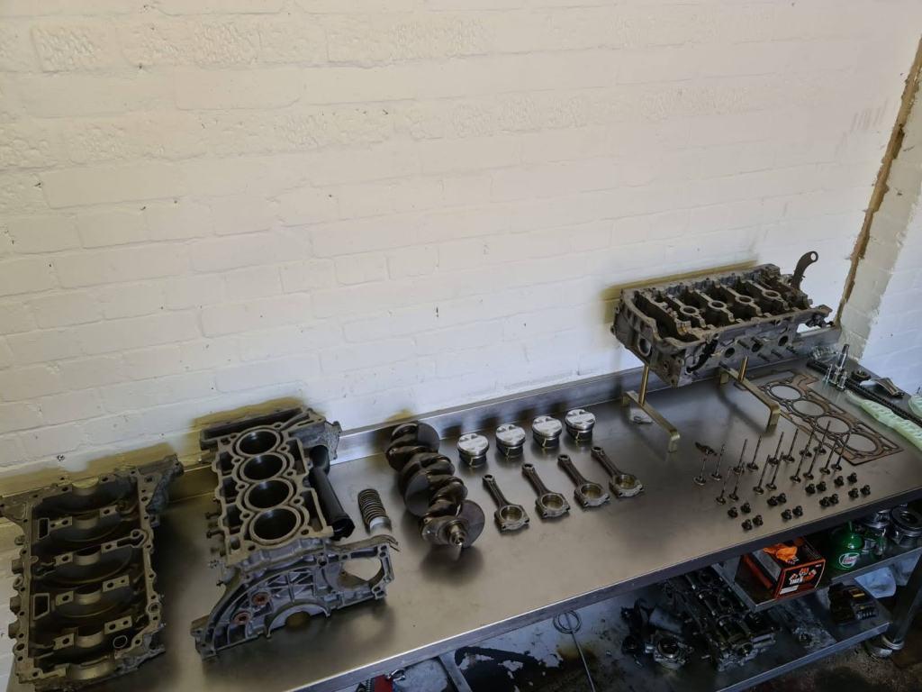repair engine 1.6