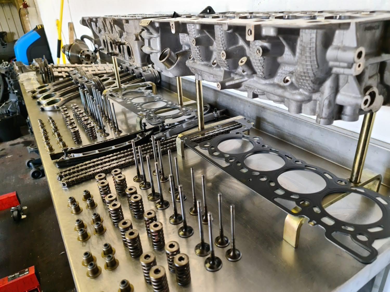 sport 3.6 tdv8 engine