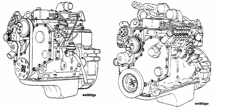 Cummins Diesel 5.9 Liter B Series Engine: Specs
