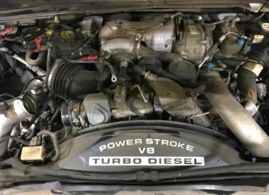 Ford 6.4 Power Stroke Diesel Engine Problems