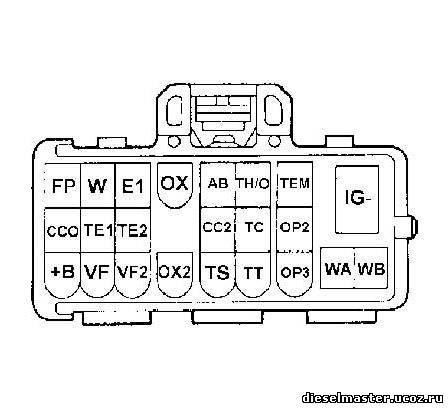 Lexus Rx 300 Engine Codes Lexus LS430 Engine Wiring