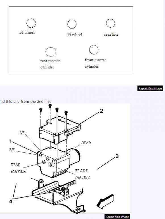 2005 Chevy Silverado Brake Line Diagram : chevy, silverado, brake, diagram, Brake, Connections, Modulator, Diesel, Place