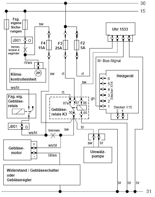 [DIAGRAM in Pictures Database] Webasto Thermo Top C Wiring