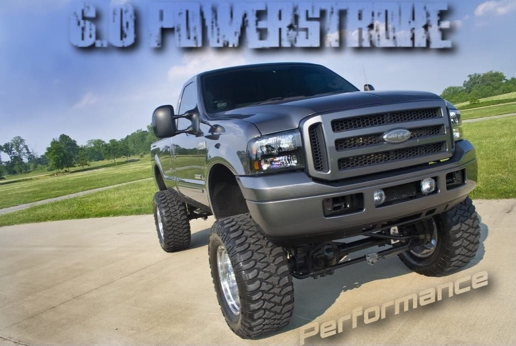 Best Upgrades For The 6.0L Powerstroke