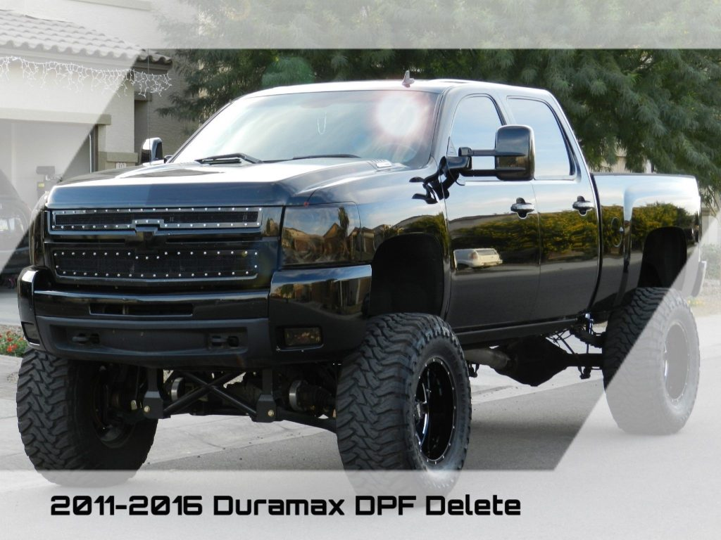 hight resolution of duramax dpf delete