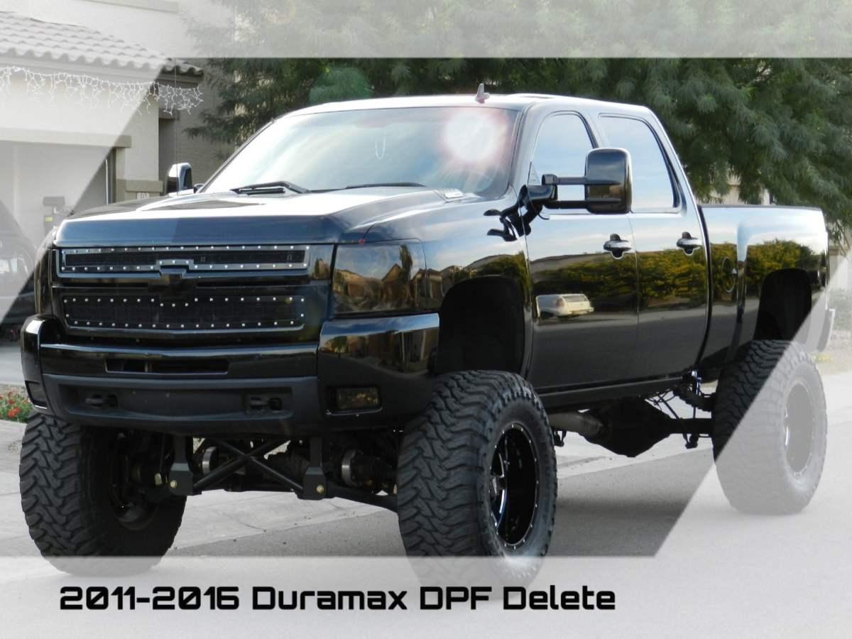 Duramax LML DPF Delete Kit