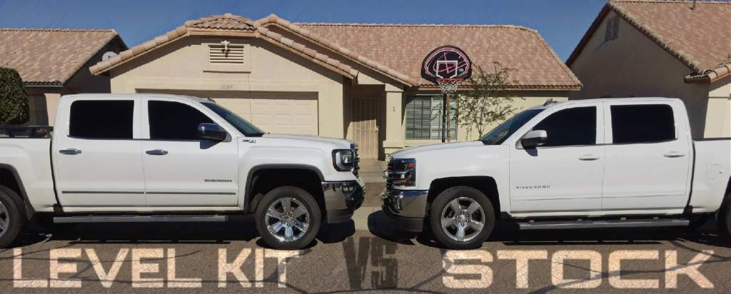 Best lift kits for the 2007-2017 Silverado and Sierra - DieselPowerUp