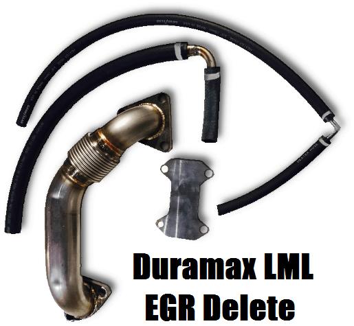 Duramax LML EGR Delete Kit