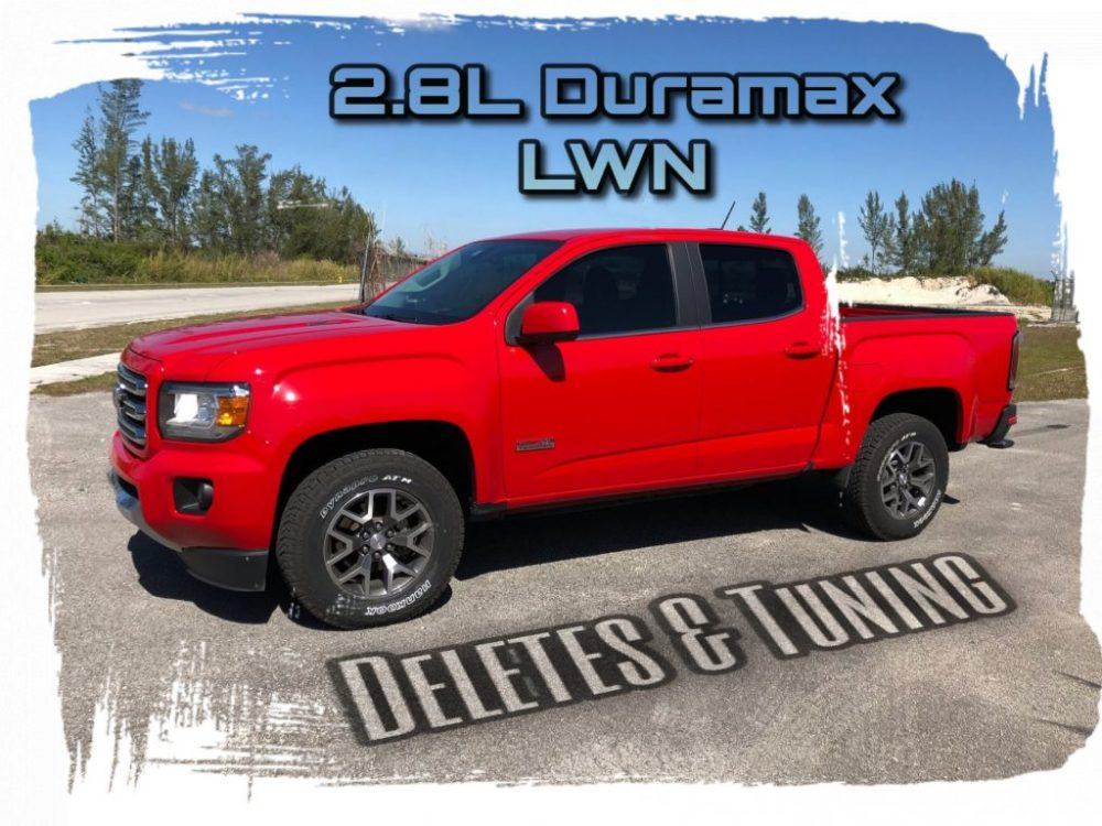 medium resolution of from the factory the 2 8l lwn duramax is a remarkably stout and impressive power plant for the 2015 2017 colorado and canyon trucks