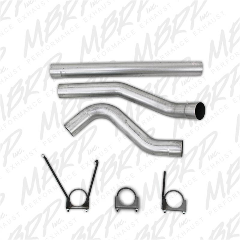 MBRP Exhaust, P Series Filter Back Exhaust System, S6130P