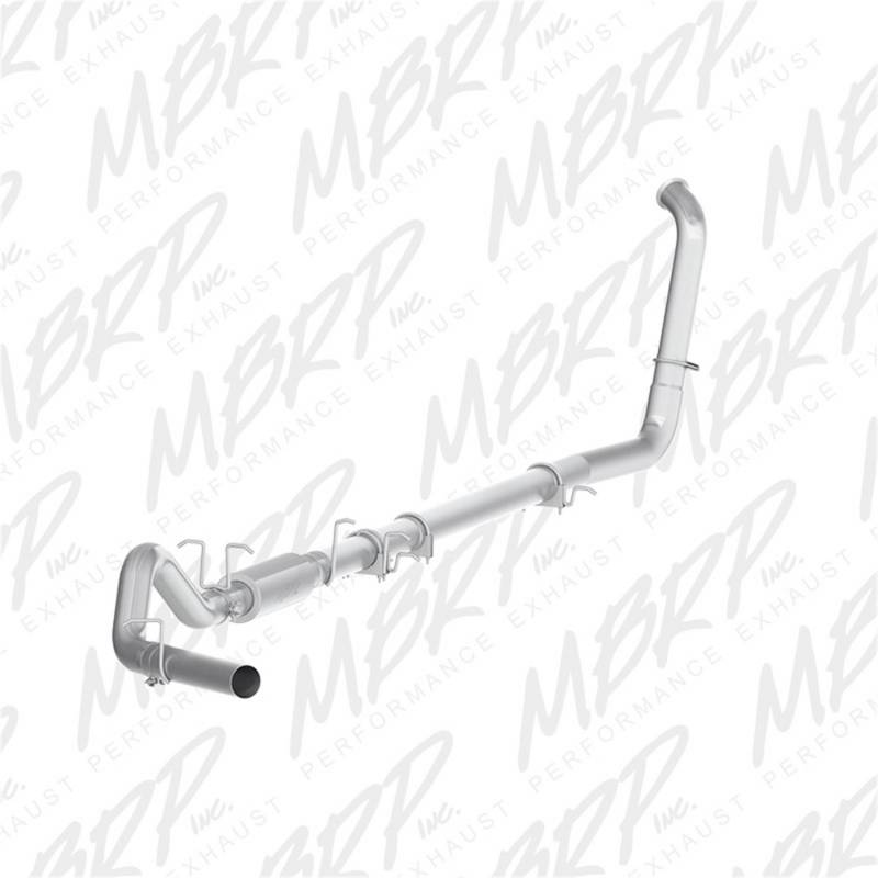 MBRP Exhaust, P Series Turbo Back Exhaust System, S6212P
