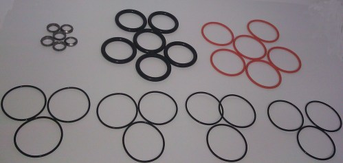 small resolution of injector o ring set detroit diesel series 60 engine non egr