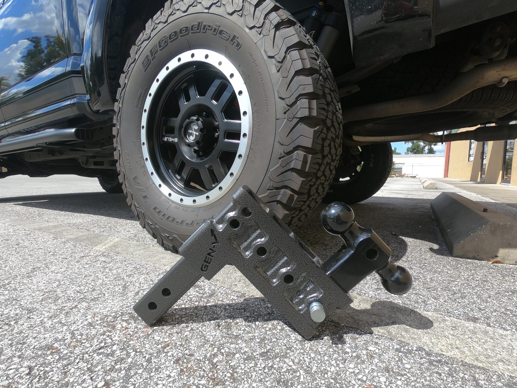 5 Types Of Truck Hitches