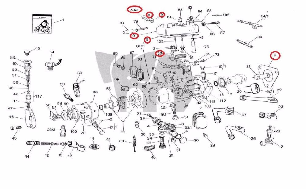 medium resolution of ford tractor cav injector pump parts diagram bosch diesel injection pump diagram ford 7 8 diesel injection