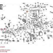 Rotodiesel Transfer Pump Repair Kit fits many machines
