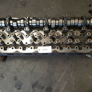 D13 Cylinder Head Assembly