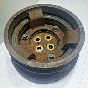 AIR COMPRESSOR PULLEY INTERNATIONAL NAVISTAR 1832449C1 OEM