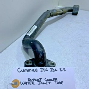 Cummins ISC ISL WATER INLET TUBE 5319449 OEM READY TO SHIP